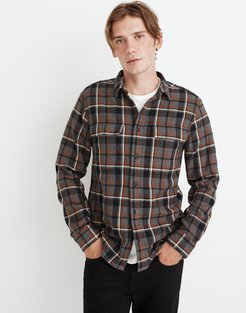 Flannel Perfect Shirt in Bruckner Plaid