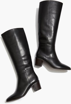 The Carlotta Tall Boot with Extended Calf