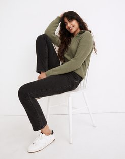Tomboy Straight Jeans in Lunar Wash