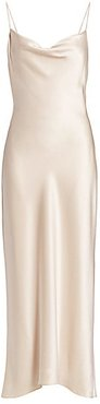 Harmony Slip Gown - Taupe - Size 4