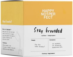 Stay Grounded 1-Piece Coffee & Adaptogen 10-Piece Set