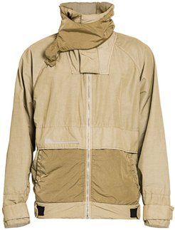 Night Crawler Jacket - Dark Tan - Size Large