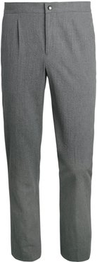 Seersucker Pants - Grey - Size 32