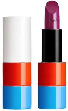 Rouge Hermès Limited Edition Violet Insensé Satin Lipstick - Purple