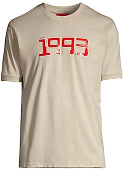 Daspi 1993 T-Shirt - Beige - Size Small