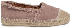 Kampala Canvas Espadrilles - Dusty Pink - Size 6