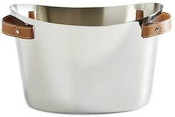 Wyatt Stainless Steel Double Champagne Cooler