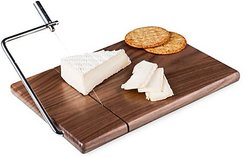 Meridian Cutting Board and Cheese Slicer