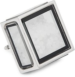 Square Salt Stainless Steel Pin