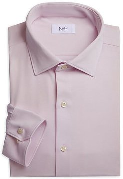 Trim-Fit Dress Shirt