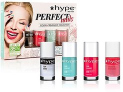 Perfect Nail Growth 3-Step 4-Piece Color & Treatment Collection