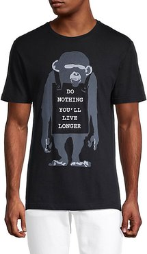 Do Nothing Graphic T-Shirt