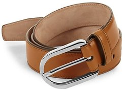 Greywall Leather Belt
