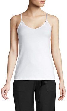 Essential-Fit V-Neck Camisole