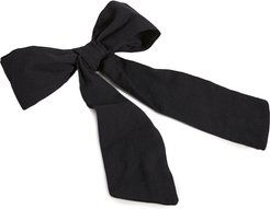 Oversized Bow Hair Tie