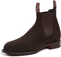 Comfort Turnout Boots
