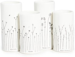 Shopbop @Home Organic Shape Vase Set