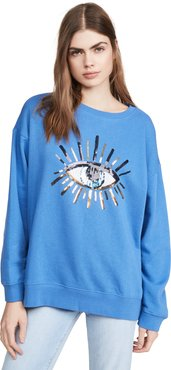 Alexa Evil Eye Sweatshirt