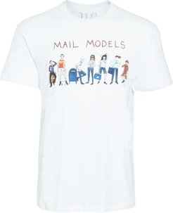 Short Sleeve Mail Models Tee