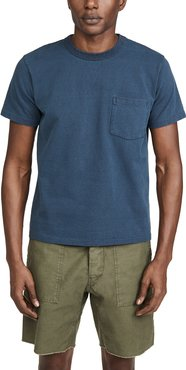 Pigment Dyed Pocket T-Shirt