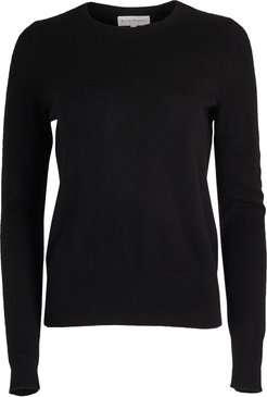 Cashmere Long Sleeve Crew Neck Sweater