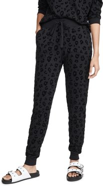 The Animal Flocked Joggers
