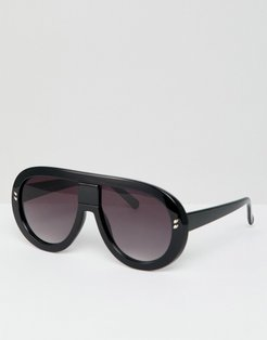 Sunglasses With Black Faded Lense