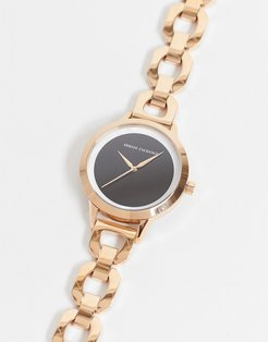 harper bracelet watch AX5613-Gold