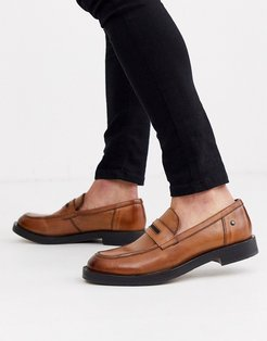 Neruda loafer in tan-Brown