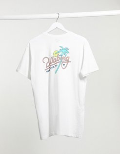 Surf Tour t-shirt in white