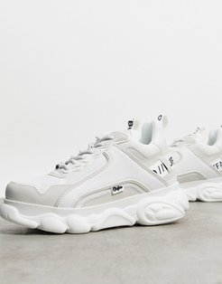 vegan cld chai chunky sneakers in white