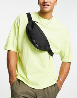 Item fanny pack in black