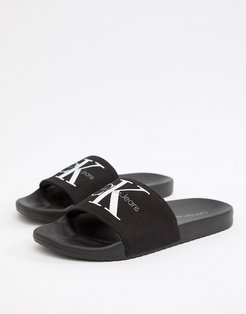 viggo logo sliders in black