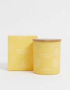Contenta Limone Candle 294g/ 10.5oz-No color