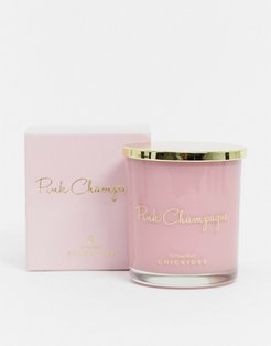 Pink Champagne Candle 294g/ 10.5oz-No color