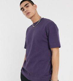 waffle t-shirt in purple-Pink