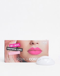 True Glow light therapy solution anti-aging lip care and plumper-No Color