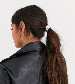 exclusive silver hairband