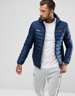Lombardy padded jacket in navy