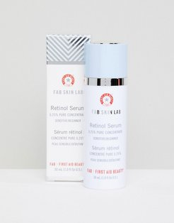 Skin Lab Retinol Serum 25% Pure Concentrate 1.0 fl oz-No color