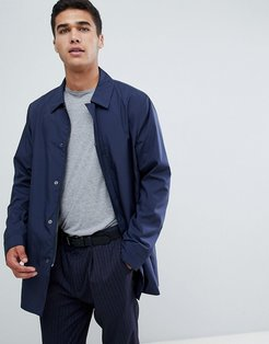 mac with pockets in navy