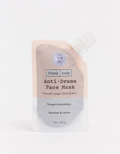 Body Anti Drama Face Mask Pouch 35ml-No Color