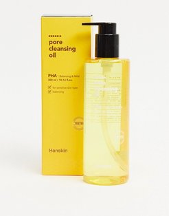 Hanskin Pore Cleansing PHA Oil-No color