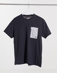 Lomma T-shirt in black