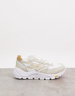 BW Infinity chunky sneakers in off white-Cream