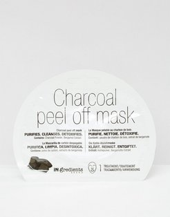 iN. gredients Charcoal Peel Off Mask-No Color
