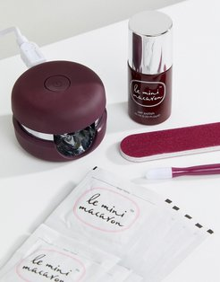 Gel Manicure Kit Cassis-Red