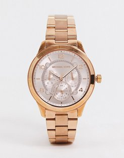 Michael Kors MK6589 watch in rose gold