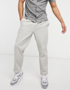 Turin pants in gray-Grey