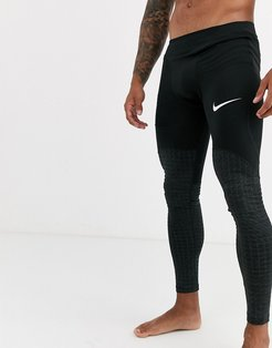Nike Pro Training therma utility tights in black